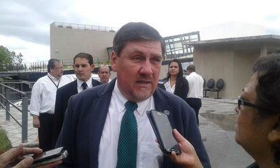 """Blas Llano dijo que son """"infundadas"""" las denuncias de subasta direccionada de vehículos"""