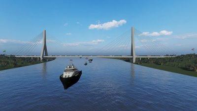 Abren licitación para el puente con Brasil