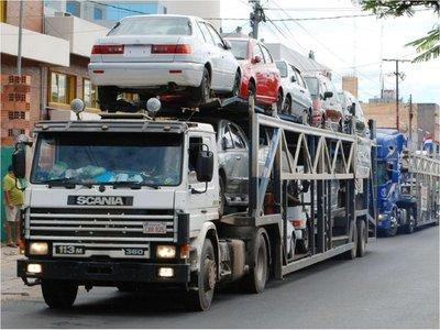 Acuerdo automotriz con Brasil no afectará importación de autos usados
