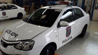 Conductor ebrio roba patrullera y huye tras ocasionar accidente en Itá Enramada