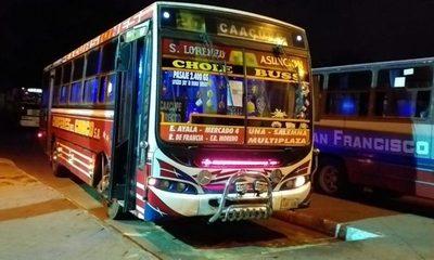 Dinatran controló más de 4.000 buses durante Operativo Caacupé
