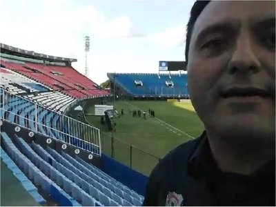 """Policía será sumariado por referirse al club Cerro Porteño como """"25 pagantes"""""""