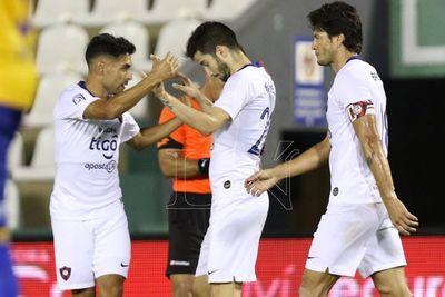 Cerro Porteño ganó y Luqueño logró salvarse