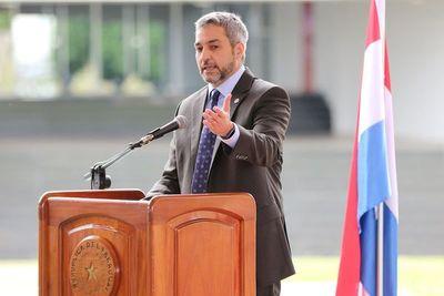 Mario Abdo aceptó las críticas hechas desde la Iglesia Católica