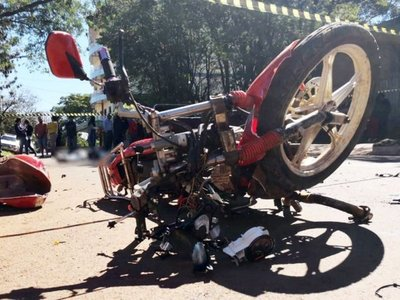 Con campaña de educación vial    se busca reducir accidentes en motos