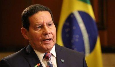 El vicepresidente de Brasil viajará a la asunción de Alberto Fernández
