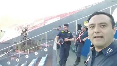 """HOY / Sumarian a policías por broma sobre """"25 pagantes"""""""