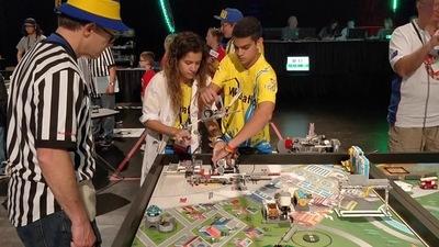 Llega la competencia mundial First Lego League 2019 a Paraguay