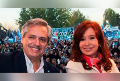 Las palabras de Alberto Fernández, horas antes de su asunción