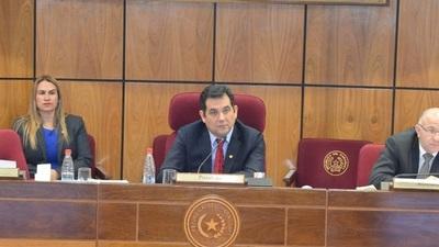 Senador resalta encuesta que lo ubica entre favoritos para Asunción