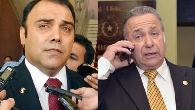 """HOY / EE.UU. prohíbe entrada """"de por vida"""" a González Daher y Díaz Verón"""