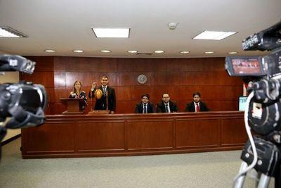 Sorteo de preopinantes para Sala Civil y Comercial