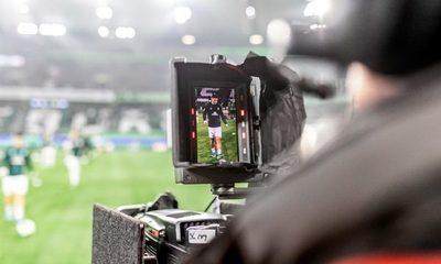En Alemania, realizan la primera transmisión de fútbol en vertical