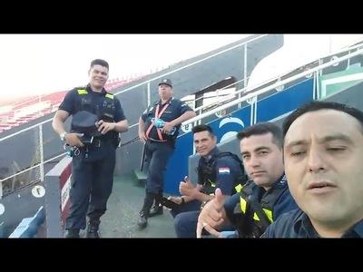 POLICÍA SERÁ SUMARIADO POR REFERIRSE AL CLUB CERRO PORTEÑO COMO ''25 PAGANTES''