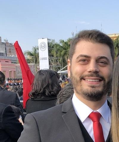 Candidato ya casi desiste de elecciones juveniles de ANR y ya apunta a internas del año próximo