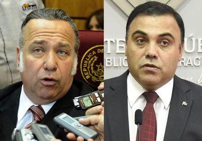 """Estados Unidos designa a González Daher y Díaz Verón como """"significativamente corruptos"""" y les prohíbe la entrada"""
