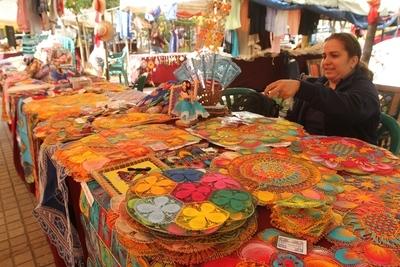"""Gran feria de artesanías """"Somos Paraguay"""" se realizará este jueves y viernes"""
