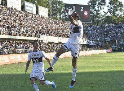 Libertadores en Para Uno