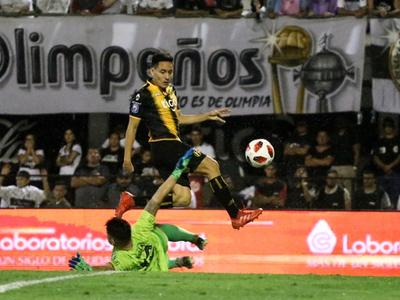 Benítez marcó el mejor gol de la jornada