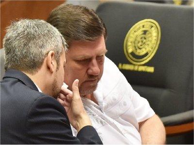 """Blas Llano critica a Mario Abdo por """"propuestas parches"""""""
