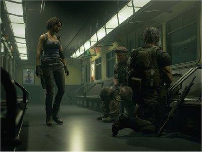 PlaySation 4 recibirá Resident Evil 3 en abril