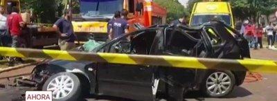 Universitario muere en fatal accidente de tránsito