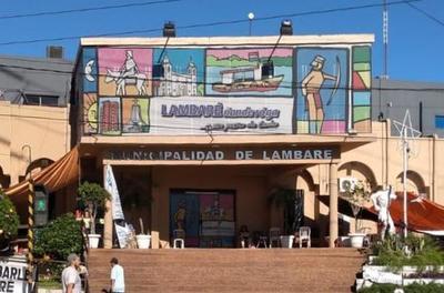 La próxima semana se define intervención de la municipalidad de Lambaré.