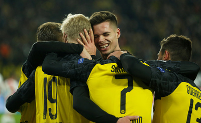 Borussia Dortmund: top 16 de la Champions