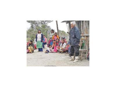 Los  yakye axa  tendrán camino para acceder a sus tierras