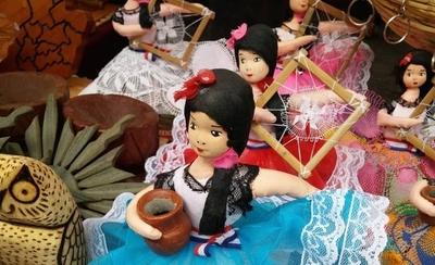 """Unos 80 artesanos y emprendedoras estarán en la feria """"Somos Paraguay"""""""