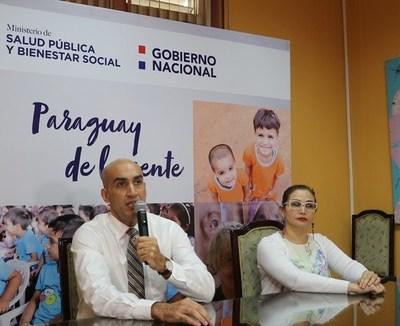 Salud Pública autorizó compra de medicamentos para que Bianca y Agustina puedan seguir su tratamiento