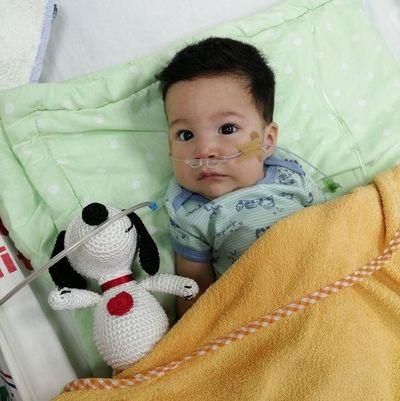 Padre también clama por ayuda del Ministerio de Salud para su hijo: 'Le están dejando de lado'