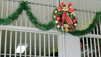 Pasar navidad en la cárcel
