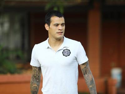William Mendieta dejaría Olimpia para ir al fútbol mexicano