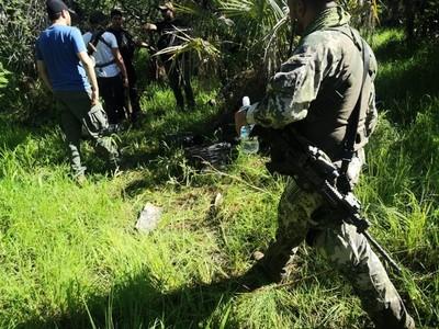 Incautan 300 kilos de cocaína en un establecimiento rural en el Chaco