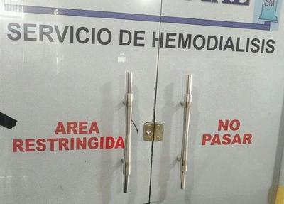 IPS ya cuenta con servicio de hemodiálisis en Concepción