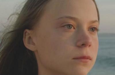 Revista Time nombra a Greta Thunberg como persona del año