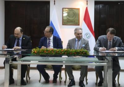 Aduanas firma con Rusia acuerdo para potenciar comercio y hacerlo más seguro