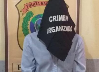 Cae detenido funcionario que robó equipos por G. 60 millones de Registro Civil