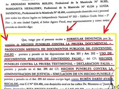 Caja Bancaria: formulan denuncia contra interventores por supuesta simulación de un hecho punible