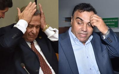 Vicepresidente del Senado plantea expulsión de OGD y Diaz Verón de la ANR