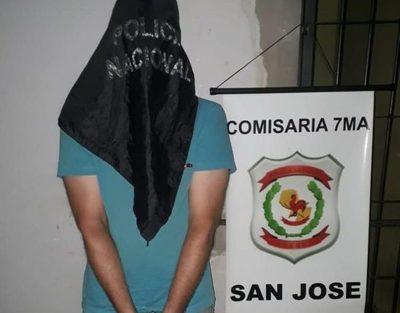 Español maltrató y encerró a su pareja
