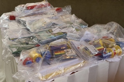 MEC asegura entrega de kits escolares antes del inicio de clases