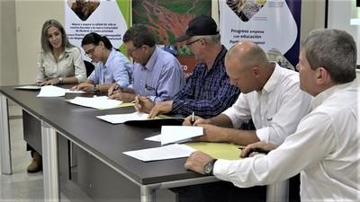 Implementarán sistema para consolidar la producción con la conservación