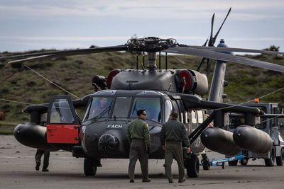 Chile amplía búsqueda de avión desaparecido en la Antártida