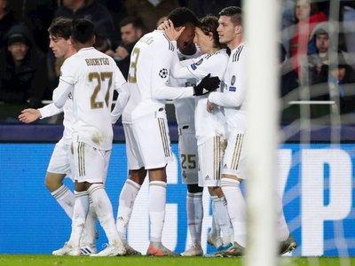 El Real Madrid cumple sin brillo