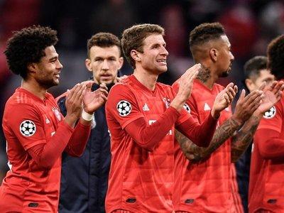 Bayern vence al Tottenham y logra pleno de victorias