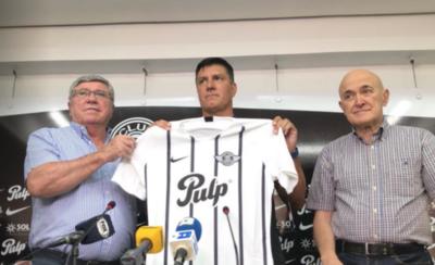 HOY / El 2020, Libertad afronta torneos sin José Chamot