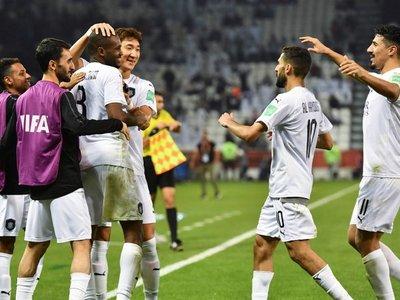 El equipo de Xavi avanza en el Mundial de Clubes