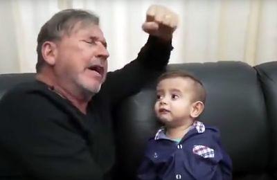 """Ricardo Montaner se despidió de su """"sobrinito"""" Brunito"""